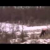 Domuz Avı Her Attığını Vuruyor