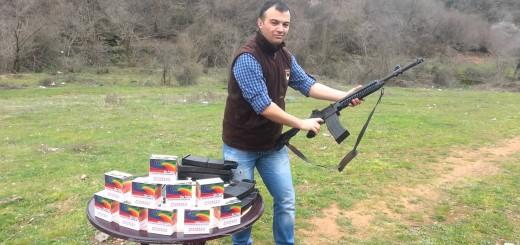 Av Tüfeğiyle Seri Atış