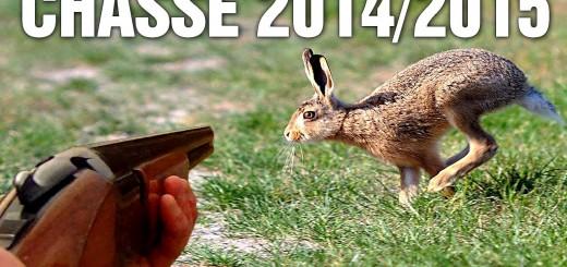 Ouverture 2014-2015 – Chasse au petit gibier